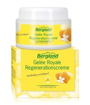 Bergland Bienenprodukte Gelée Royale Regeneration Gesichtscreme für Damen und Herren