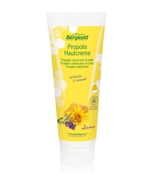 Bergland Bienenprodukte Propolis Hautcreme Körpercreme für Damen und Herren