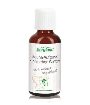 Bergland Finnischer Winter  Saunaaufguss für Herren