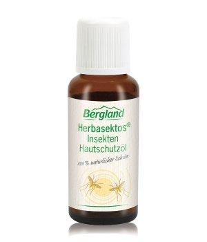 Bergland Herbasektos  Insekten Hautschutzöl Körperöl für Damen und Herren