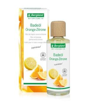 Bergland Pflegeöle Orange-Zitrone Badeöl für Damen und Herren