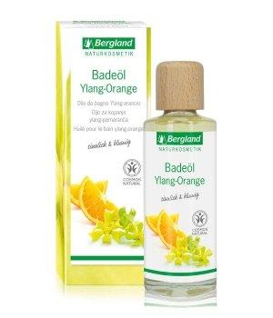 Bergland Pflegeöle Ylang-Orange Badeöl für Damen und Herren