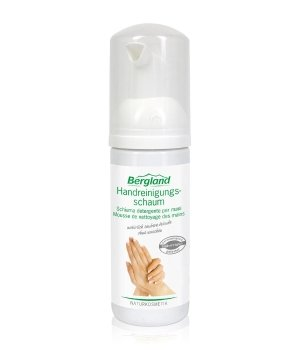 Bergland Spezielle Hautpflege Foam Aktiv Reinigungsschaum für Damen und Herren