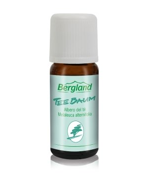 Bergland Teebaum  Körperöl für Damen und Herren