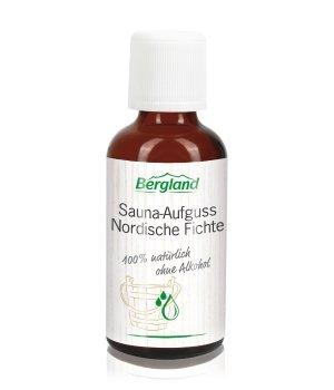 Bergland Wellness Nordische Fichte Saunaaufguss für Damen und Herren