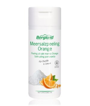 Bergland Wellness Orange Körperpeeling 220 g