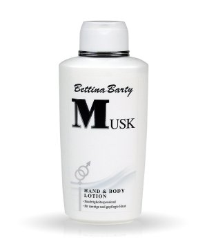 Bettina Barty Musk  Bodylotion für Damen