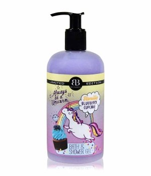 Bettina Barty Unicorn Bath & Shower Gel Duschgel für Damen und Herren
