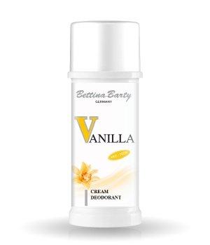 Bettina Barty Vanilla  Deodorant Creme für Damen