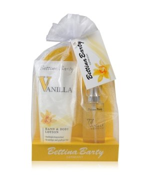 Bettina Barty Vanilla  Duftset für Damen