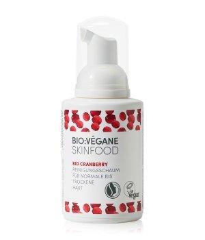 Bio:Vegane Bio Cranberry  Reinigungsschaum für Damen und Herren