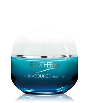 Biotherm Aquasource Night Spa Nachtcreme für Damen