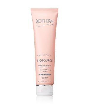 Biotherm Biosource Mousse Nettoyante für trockene Haut Reinigungsschaum für Damen