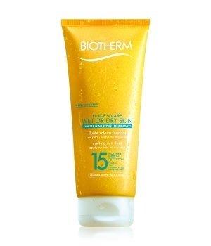 Biotherm Fluide Solaire Wet or Dry Skin LSF 15 Sonnencreme für Damen und Herren