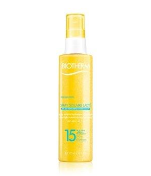 Biotherm Solaire Lacté SPF 15 Sonnenspray für Damen und Herren
