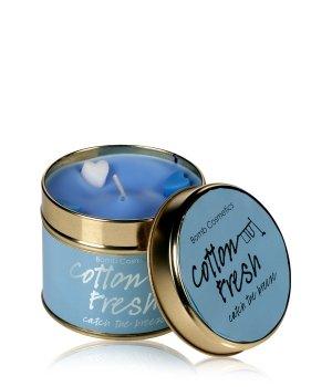Bomb Cosmetics Cotton Fresh Tin Candle Duftkerze für Damen