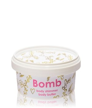 Bomb Cosmetics Face & Body Body Shimmer Körperbutter für Damen