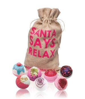 Bomb Cosmetics Santa Says Relax  Badekugel für Damen und Herren