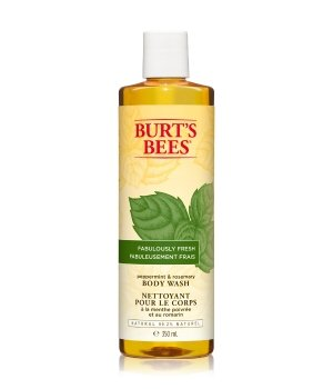 Burt's Bees Fabulously Fresh Pfefferminze & Rosmarin Duschgel für Damen
