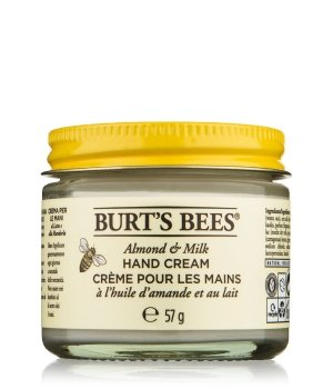 Burt's Bees Handpflege Almond Milk Beeswax Handcreme für Damen