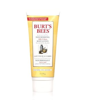 Burt's Bees Körperpflege 24h-Bodylotion Milk & Honey Bodylotion für Damen