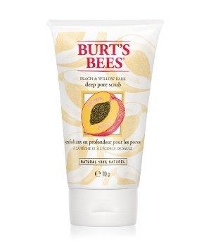 Burt's Bees Pfirsich & Weidenrinde  Gesichtspeeling für Damen