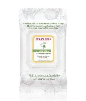 Burt's Bees Sensitive Feuchttücher Erfrischungstücher für Damen und Herren