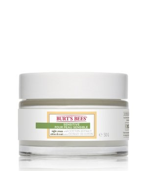 Burt's Bees Sensitive Skin Care  Nachtcreme für Damen