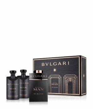 BVLGARI Man In Black Duftset 1 Stk  men EDP