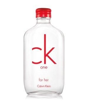 Calvin Klein ck one red for women EDT 50 ml