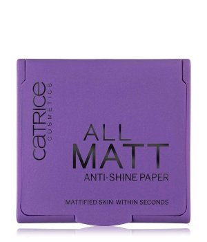 Catrice All Matt Anti-Shine Paper Blotting Pape...