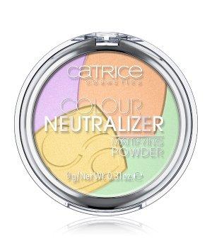 Catrice Colour Neutralizer Mattifying Powder Kompaktpuder für Damen