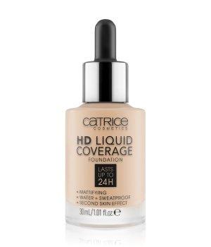 Catrice HD Liquid Coverage  Flüssige Foundation für Damen