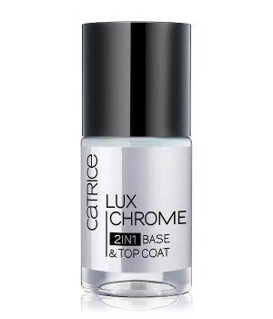 Catrice LuxChrome 2in1 Nagelunter- und Nagelüberlack für Damen