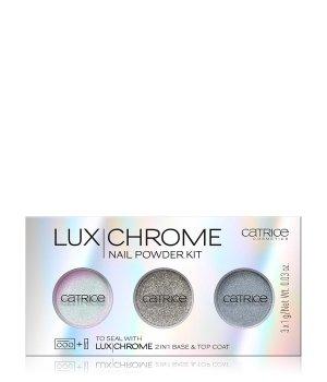 Catrice LuxChrome Nail Powder Kit Nagelüberlack für Damen