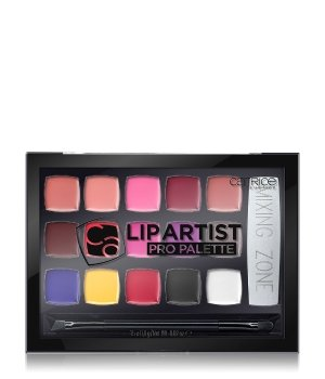 Catrice Paletten Promo Lip Artist PRO Lippen Make-up Set für Damen