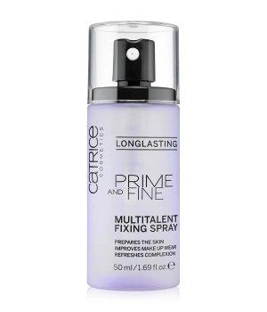 Catrice Prime & Fine Multitalent Fixing Spray Fixierspray für Damen