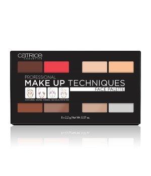 Catrice Professional Make Up Techniques Face Palette Make-up Palette für Damen