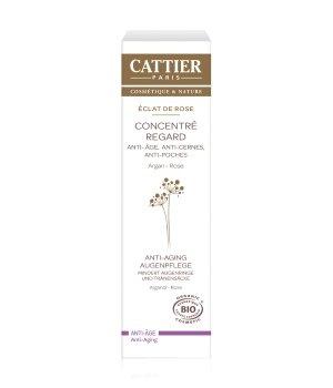 Cattier Anti-Aging Pflege Arganöl - Rose Augencreme für Damen und Herren