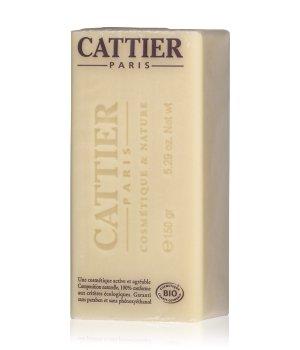 Cattier Reinigung Heilerde - Trockene Haut Stückseife für Damen und Herren
