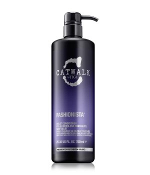 Catwalk by TIGI Fashionista Violet Conditioner für Damen