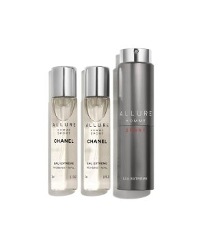 CHANEL ALLURE HOMME SPORT EAU EXTRÊME EAU EXTRÊME NACHFÜLLBARES TWIST & SPRAY product.productmeta.gender.for_
