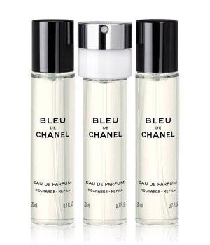 CHANEL BLEU DE CHANEL Nachfullung EDP Twist and Spray 3x20 ml