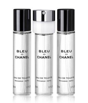 CHANEL BLEU DE CHANEL Nachfüllung Eau de Toilette Twist and Spray 3x20 ml