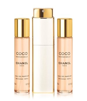 CHANEL COCO MADEMOISELLE Taschenzerstauber EDP Twist and Spray 60 ml women