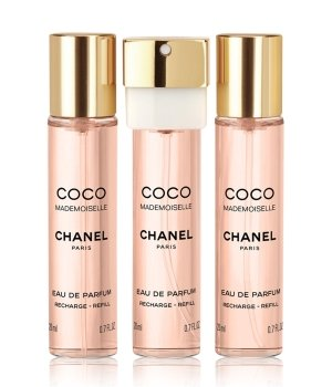 CHANEL COCO MADEMOISELLE Nachfullung EDP Twist and Spray 60 ml women