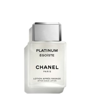CHANEL PLATINUM ÉGOÏSTE  AFTER SHAVE LOTION product.productmeta.gender.for_
