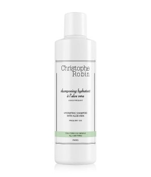 Christophe Robin Hydrating Shampoo With Aloe Vera Haarshampoo für Damen und Herren