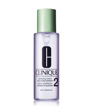 Clinique 3-Phasen-Systempflege Clarifying Lotion 2 Gesichtswasser für Damen