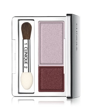 Clinique All About Shadow duo Lidschatten Palette für Damen